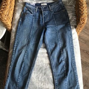 Levi's Ankle Length Jean